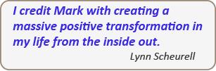 Lynn Scheurell Testimonial
